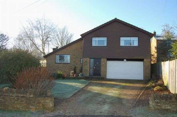 4 Bedrooms Detached House for sale in Court House Close, Creaton, Northampton NN6 8NP