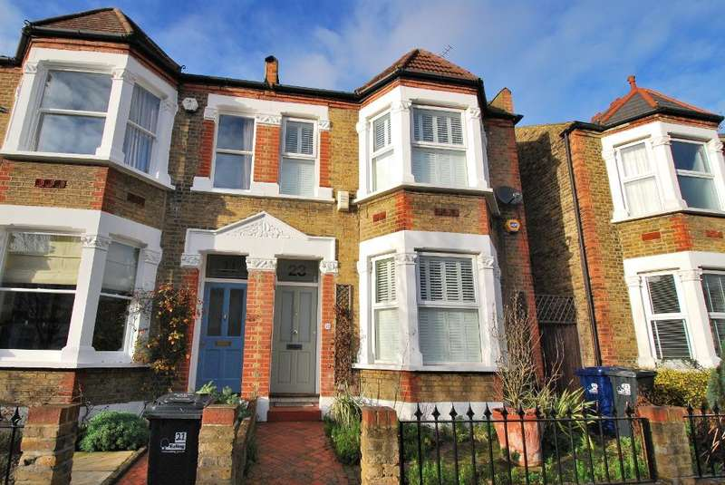 4 Bedrooms Semi Detached House for sale in Ealing Park Gardens, Ealing, London, W5 4EX