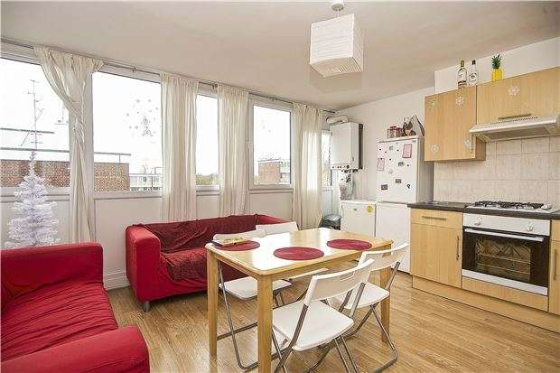 4 Bedrooms Flat for sale in Ibsley Gardens, Putney, LONDON, SW15