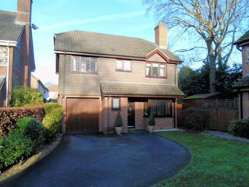 4 Bedrooms Detached House for sale in Ironbridge Crescent, Park Gate