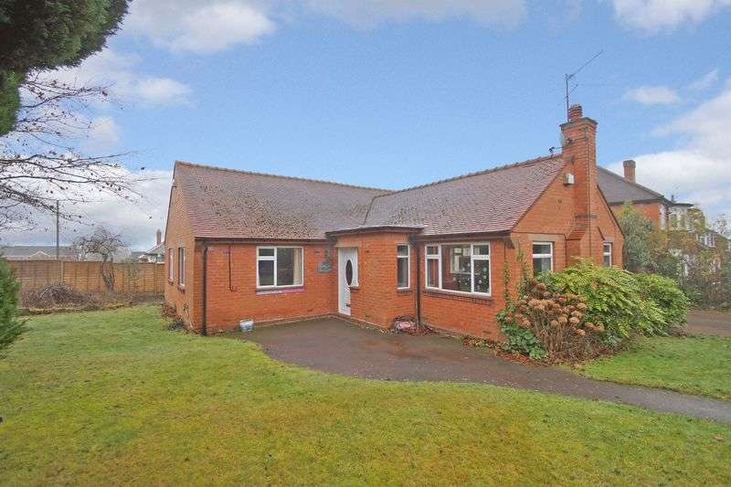 4 Bedrooms Detached Bungalow for sale in Yvonne Road, Crabbs Cross. Redditch