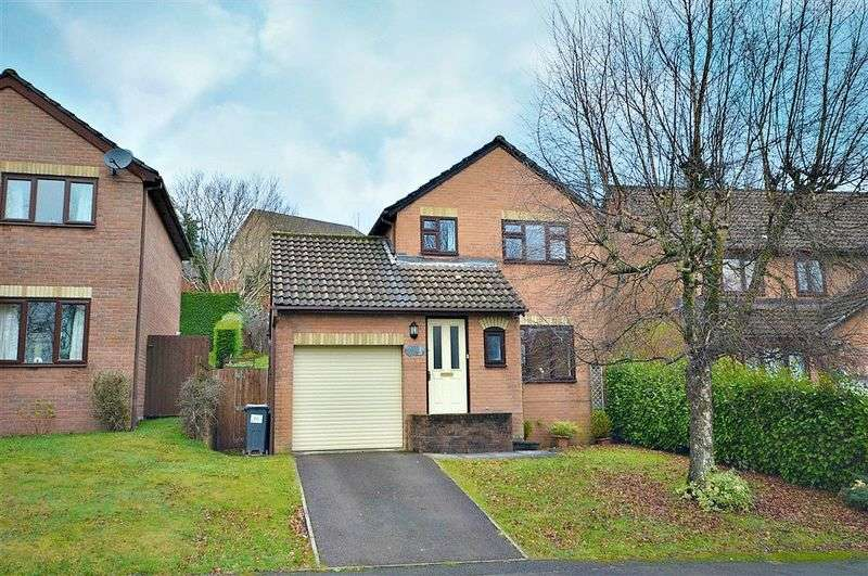 3 Bedrooms Detached House for sale in Heather Court, Cwmbran