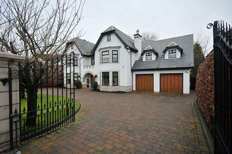 6 Bedrooms Detached House for sale in Eyebrook Road, bowdon