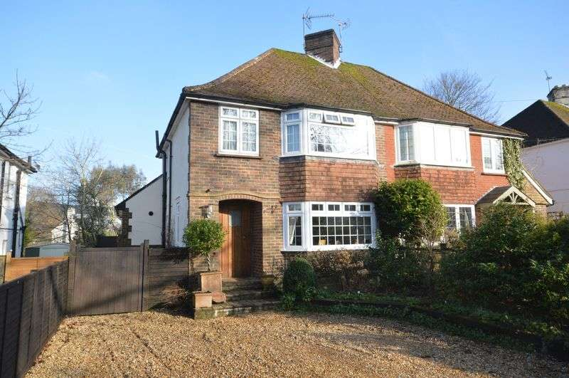 3 Bedrooms Semi Detached House for sale in Whitmore Vale Road, Grayshott
