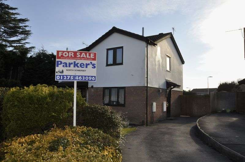 2 Bedrooms Semi Detached House for sale in Mayflower Gardens, Nailsea