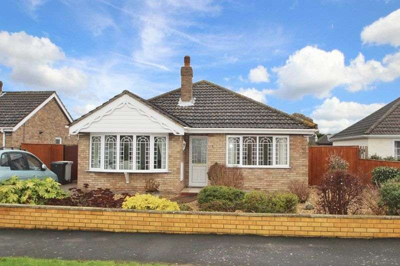 3 Bedrooms Detached Bungalow for sale in HILLSTEAD CLOSE, TETNEY