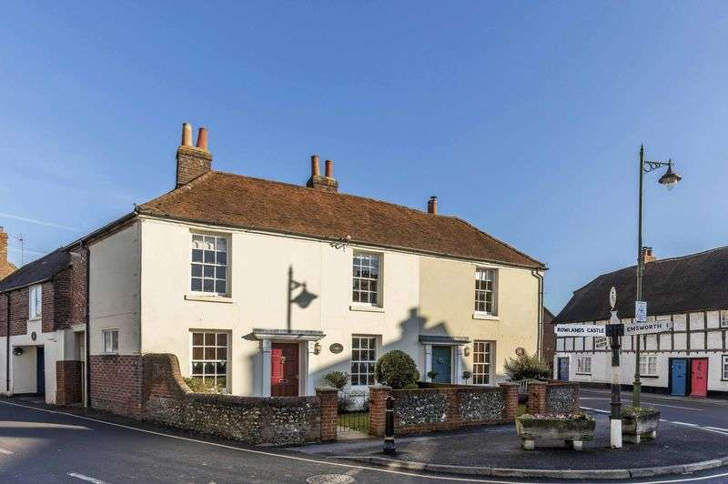 2 Bedrooms Terraced House for sale in The Square, Westbourne
