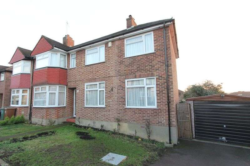 4 Bedrooms Semi Detached House for sale in Vermont Road, Sutton