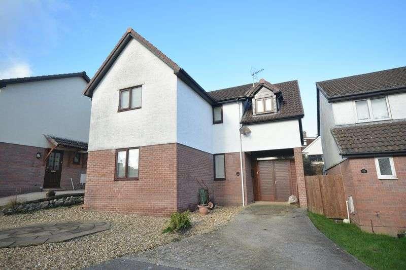 4 Bedrooms Detached House for sale in Angelton Green, Bridgend