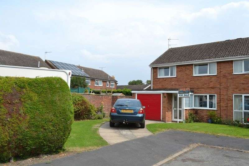 3 Bedrooms Semi Detached House for sale in John Harrisons Close, Barrow-Upon-Humber