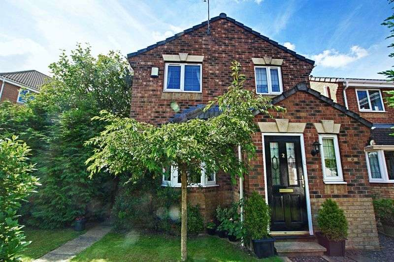 3 Bedrooms Detached House for sale in Armstrong Close, Beverley