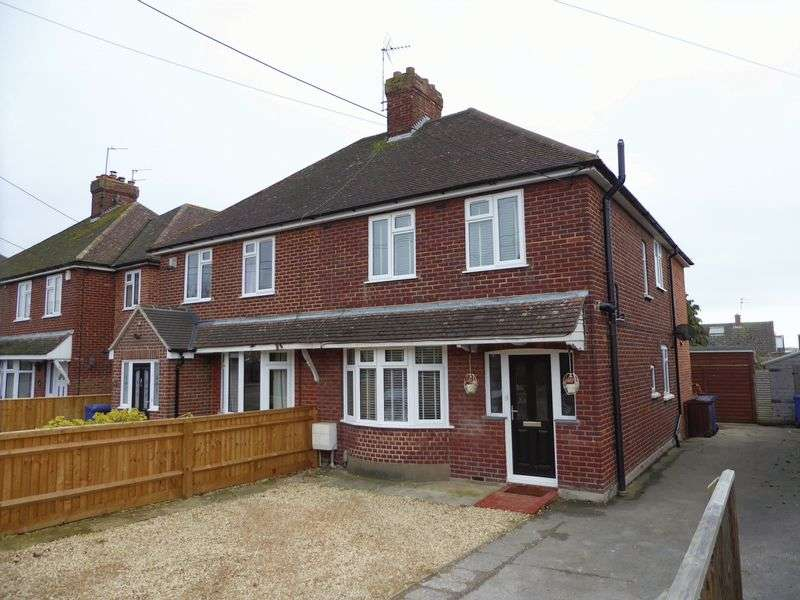 4 Bedrooms Semi Detached House for sale in Buckingham Road, Bicester