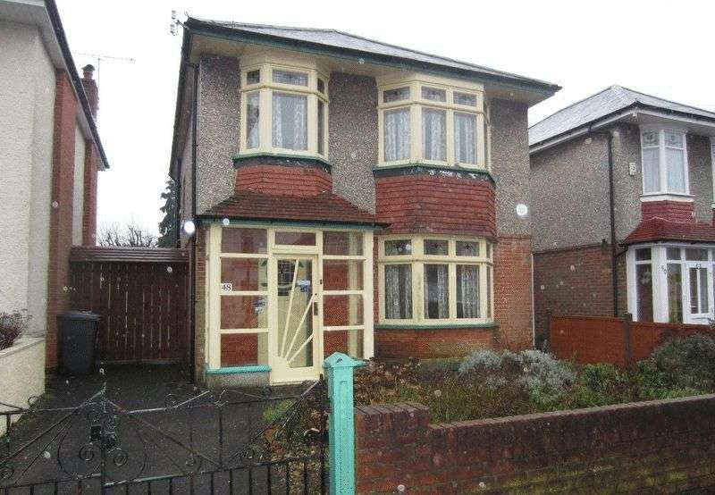 3 Bedrooms Detached House for sale in Charminster Hill