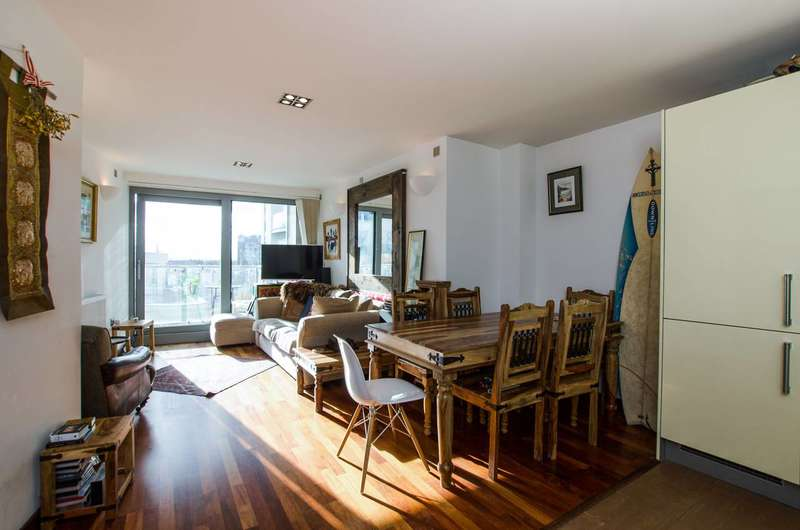 2 Bedrooms Flat for sale in Bridges Court Road, Battersea, SW11