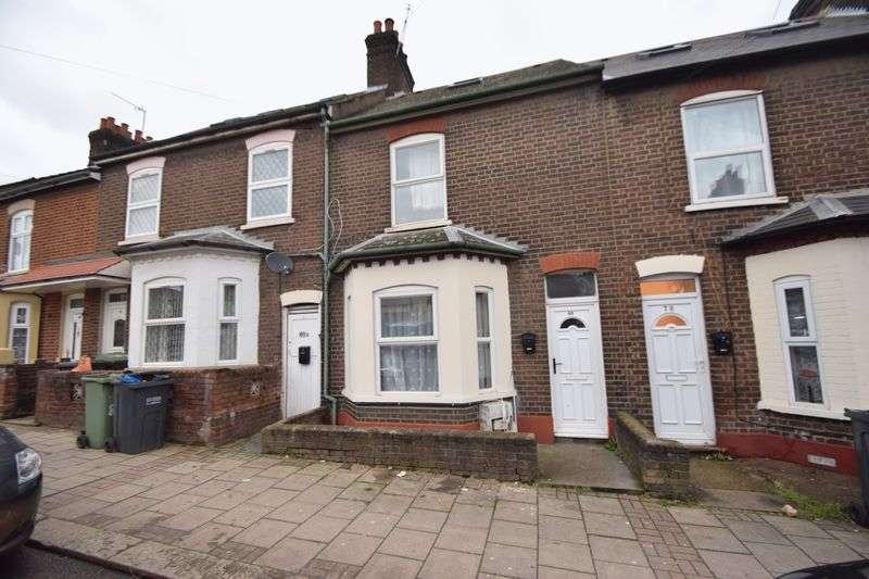 6 Bedrooms Terraced House for sale in Crawley Road, Luton