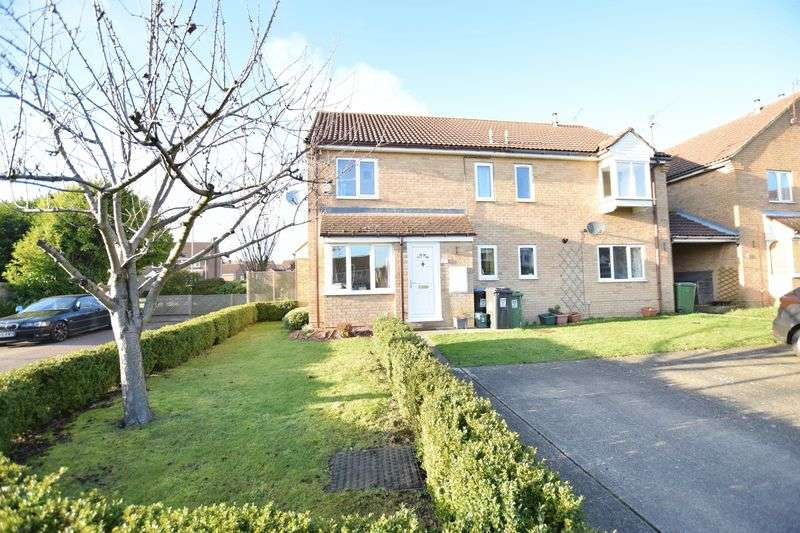 1 Bedroom Terraced House for sale in The Lawns, FIELDS END
