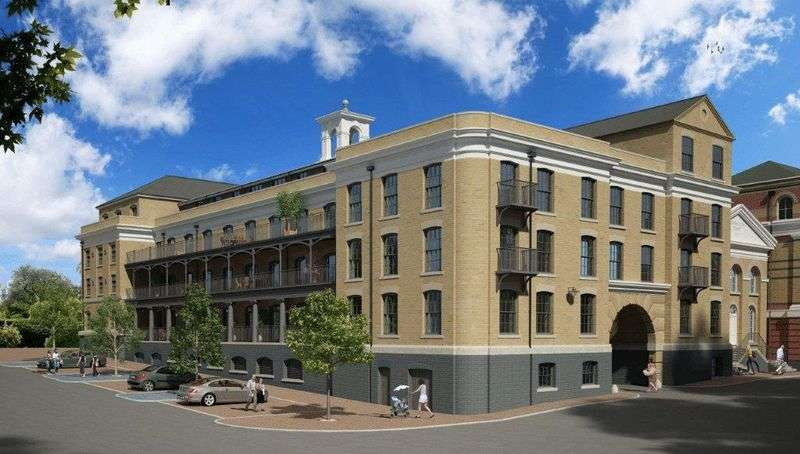 2 Bedrooms Flat for sale in Bowes Lyon Place, Poundbury, DT1