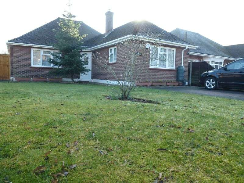 3 Bedrooms Detached Bungalow for sale in BOOKHAM / FETCHAM BORDERS - 3 BED BUNGALOW WITH SCOPE TO EXTEND INTO LOFT SPACE S.T.P.P.