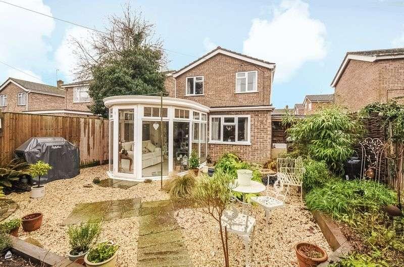 3 Bedrooms Detached House for sale in Westfield Road, Long Wittenham