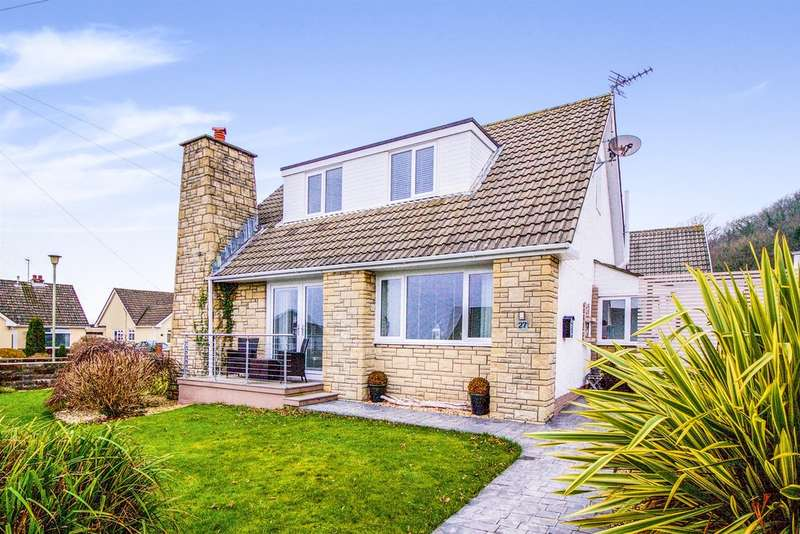 3 Bedrooms Bungalow for sale in Orchard Drive, Danygraig, Porthcawl