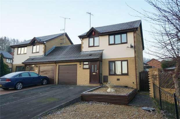 3 Bedrooms Detached House for sale in Blossom Close, Langstone, NEWPORT