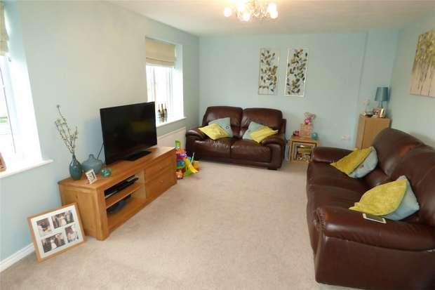 4 Bedrooms Detached House for sale in Sargasso Lane, Swans Bridge, Nuneaton, Warwickshire