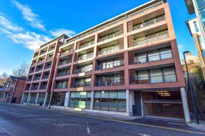 2 Bedrooms Flat for sale in The Close, Newcastle Upon Tyne, Tyne and Wear, NE1
