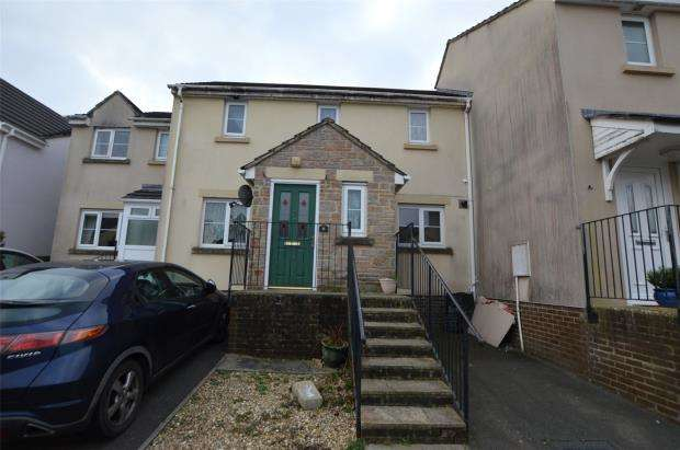 2 Bedrooms Semi Detached House for sale in Bishops Close, Saltash, Cornwall