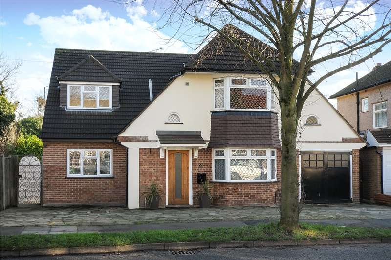 3 Bedrooms House for sale in Eastern Avenue, Pinner, Middlesex, HA5