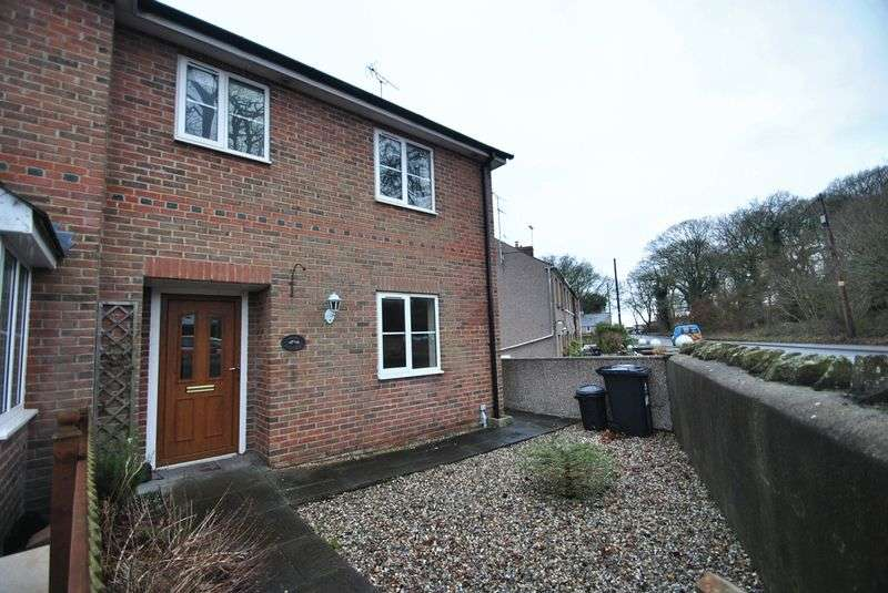 3 Bedrooms Terraced House for sale in COALWAY, NR.COLEFORD. GLOUCESTERSHIRE