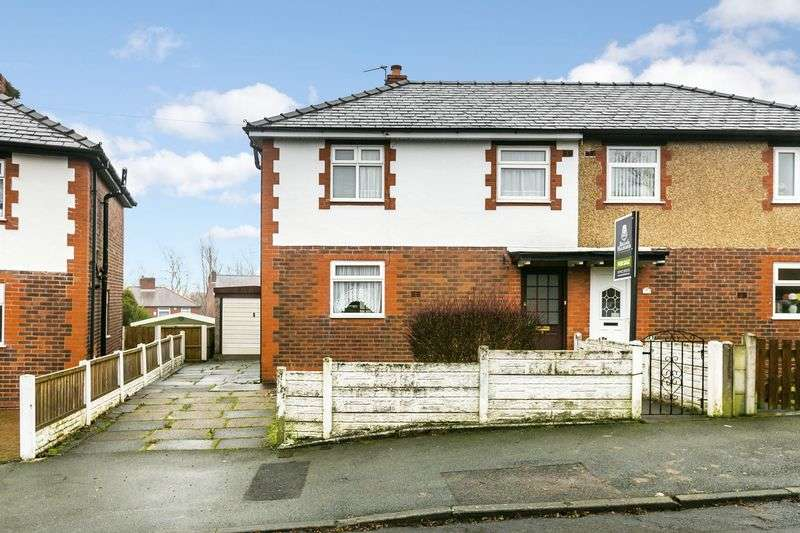 3 Bedrooms Semi Detached House for sale in Jubilee Avenue, Orrell, WN5 7BB