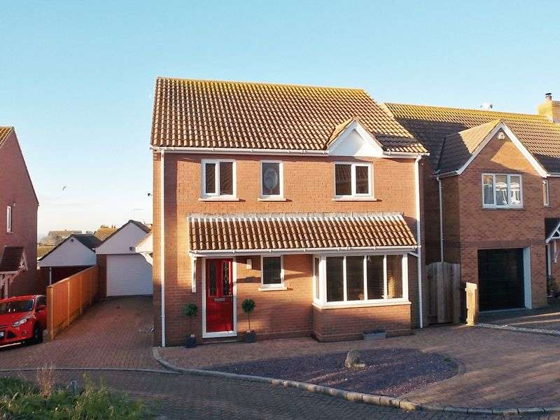4 Bedrooms Detached House for sale in Wooland Gardens, Weymouth