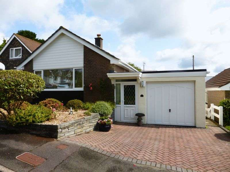 2 Bedrooms Detached Bungalow for sale in Sycamore Avenue, St. Austell