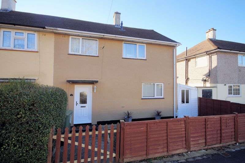 3 Bedrooms Semi Detached House for sale in Bredenbury Crescent, Paulsgrove, Portsmouth, PO6