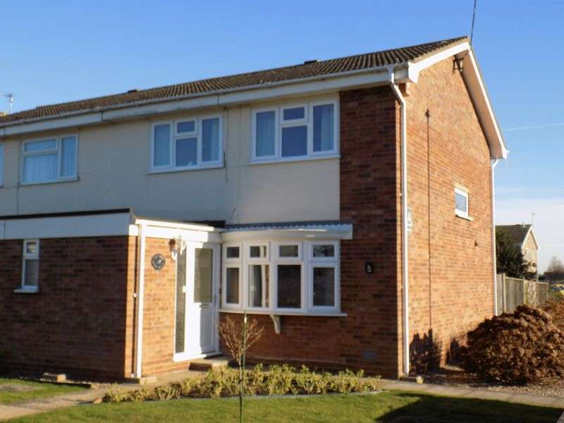 3 Bedrooms Semi Detached House for sale in Old Fountain, Gorleston, Great Yarmouth