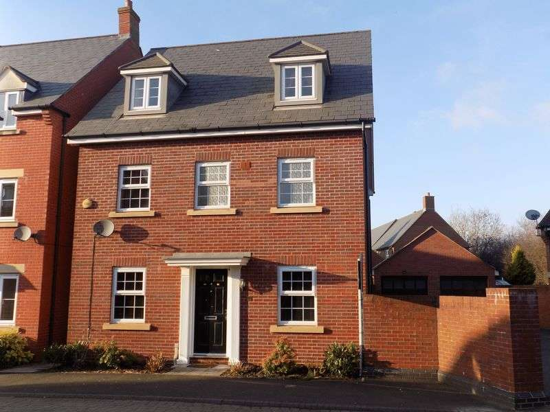 5 Bedrooms Detached House for sale in Birkdale Close, Redhouse