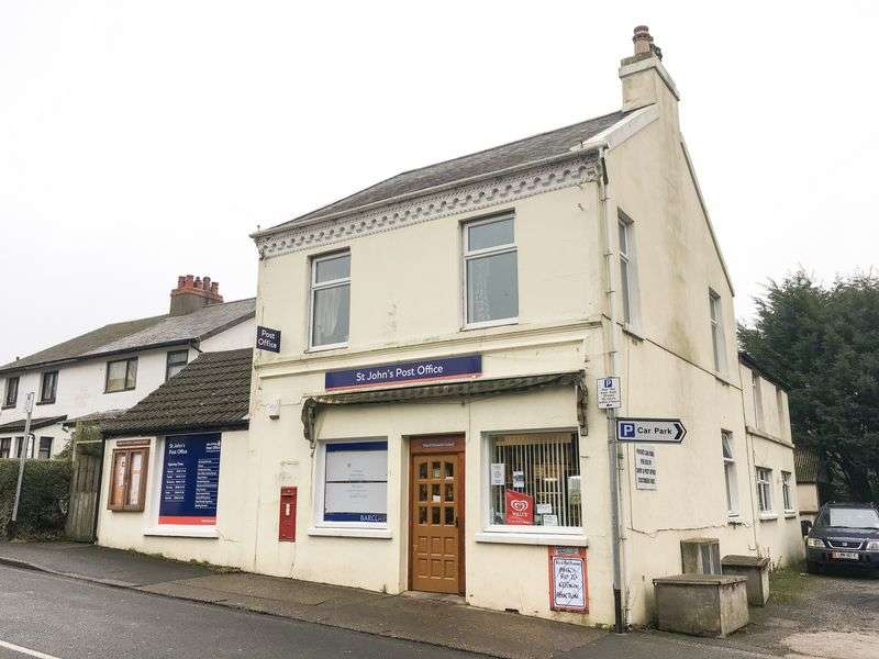Terraced House for sale in Central Stores, Station Road, St Johns