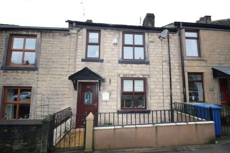 3 Bedrooms Terraced House for sale in Market Street, Whitworth, Rochdale OL12 8SE