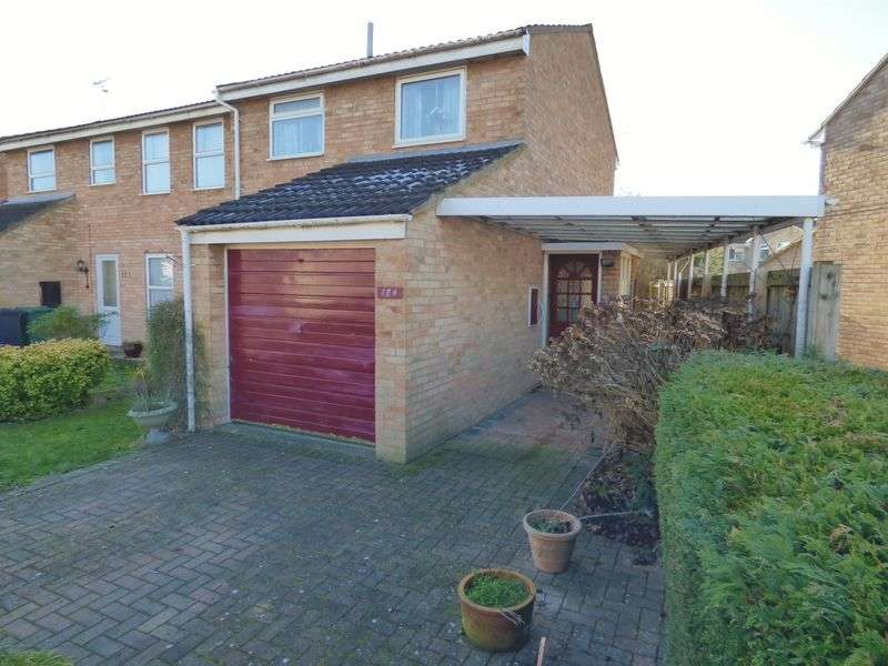3 Bedrooms Semi Detached House for sale in Church Drive, Gloucester