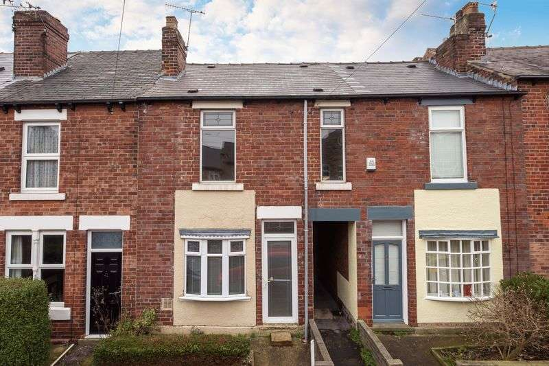 3 Bedrooms Terraced House for sale in Tullibardine Road, Greystones, Sheffield
