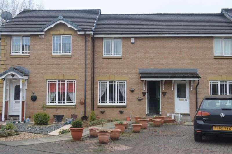 2 Bedrooms Property for sale in Foinaven Way, Glasgow