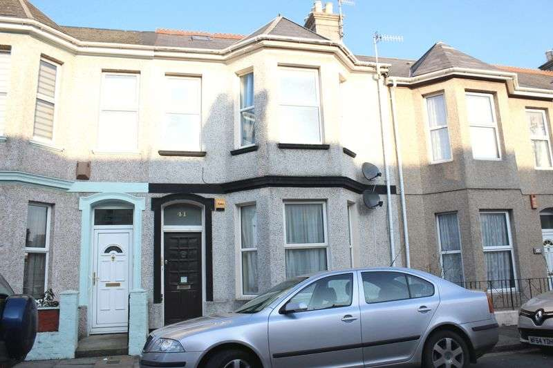 2 Bedrooms Flat for sale in St. Leonards Road, Cattedown, Plymouth