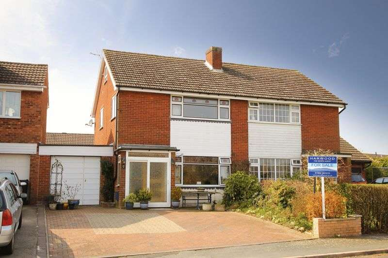 3 Bedrooms Semi Detached House for sale in Benthall, Broseley