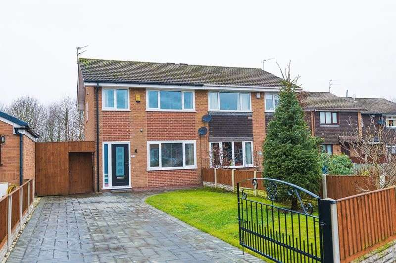 3 Bedrooms Semi Detached House for sale in Baker Street, Wigan