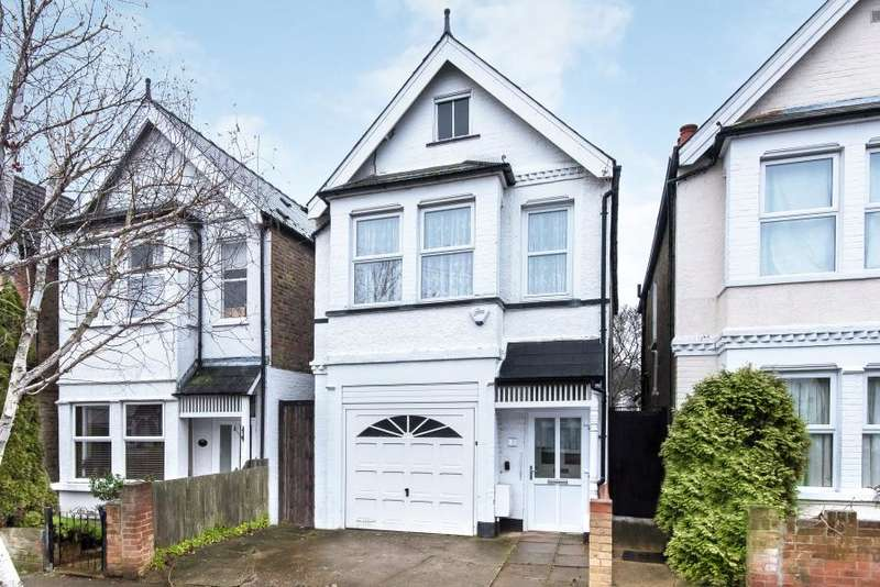 4 Bedrooms Detached House for sale in Cobham Road, Kingston upon Thames KT1