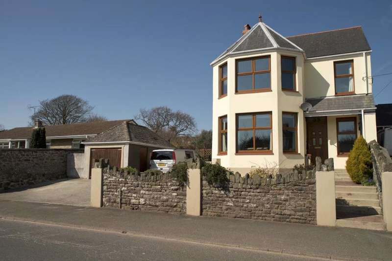 4 Bedrooms Detached House for sale in Eden, Picton Road, Hakin, Milford Haven