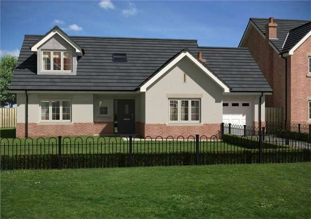 3 Bedrooms Detached Bungalow for sale in Eve Lane, THE CLAXTON, Spennymoor, Durham