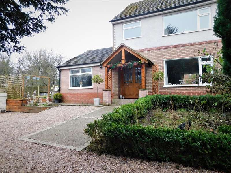 3 Bedrooms Semi Detached House for sale in The Corner House, London Road Terrace, Macclesfield