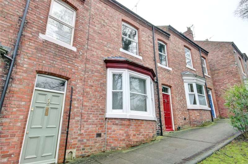 3 Bedrooms Terraced House for sale in Nevilledale Terrace, Durham, DH1