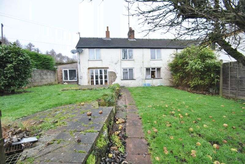 3 Bedrooms Cottage House for sale in LOWER MILKWALL, NR. COLEFORD, GLOUCESTERSHIRE